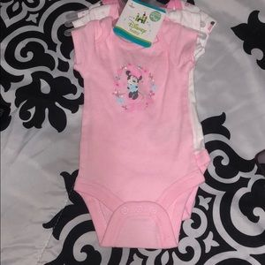One Pieces - Baby mini mouse onesie